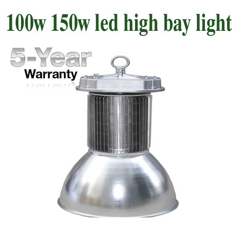 Led High Bay Light 100w 150w 200w Led Industrial Lamp: 80w To 400w Philips Chips Led High Bay Lights