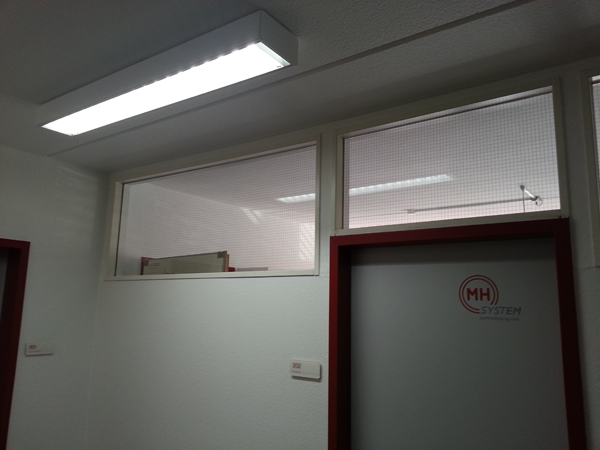 Office Lighting Project Case Provide Led Lighting