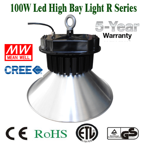 100W Cree chips Led High Bay Lights  sc 1 st  Luminpeak & 100w cree led high bay lights | Provide LED lighting solutions for ... azcodes.com