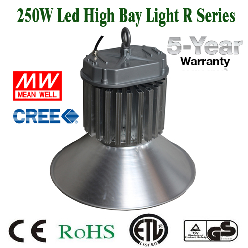 250 Led Bay Light Cree Chips